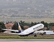 Un decollo Ryanair da Roma-Ciampino (Jpeg)