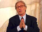 Vittorio Feltri (foto Ansa)