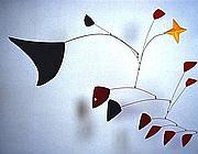 La mostra di Calder al Palazzo delle Esposizioni
