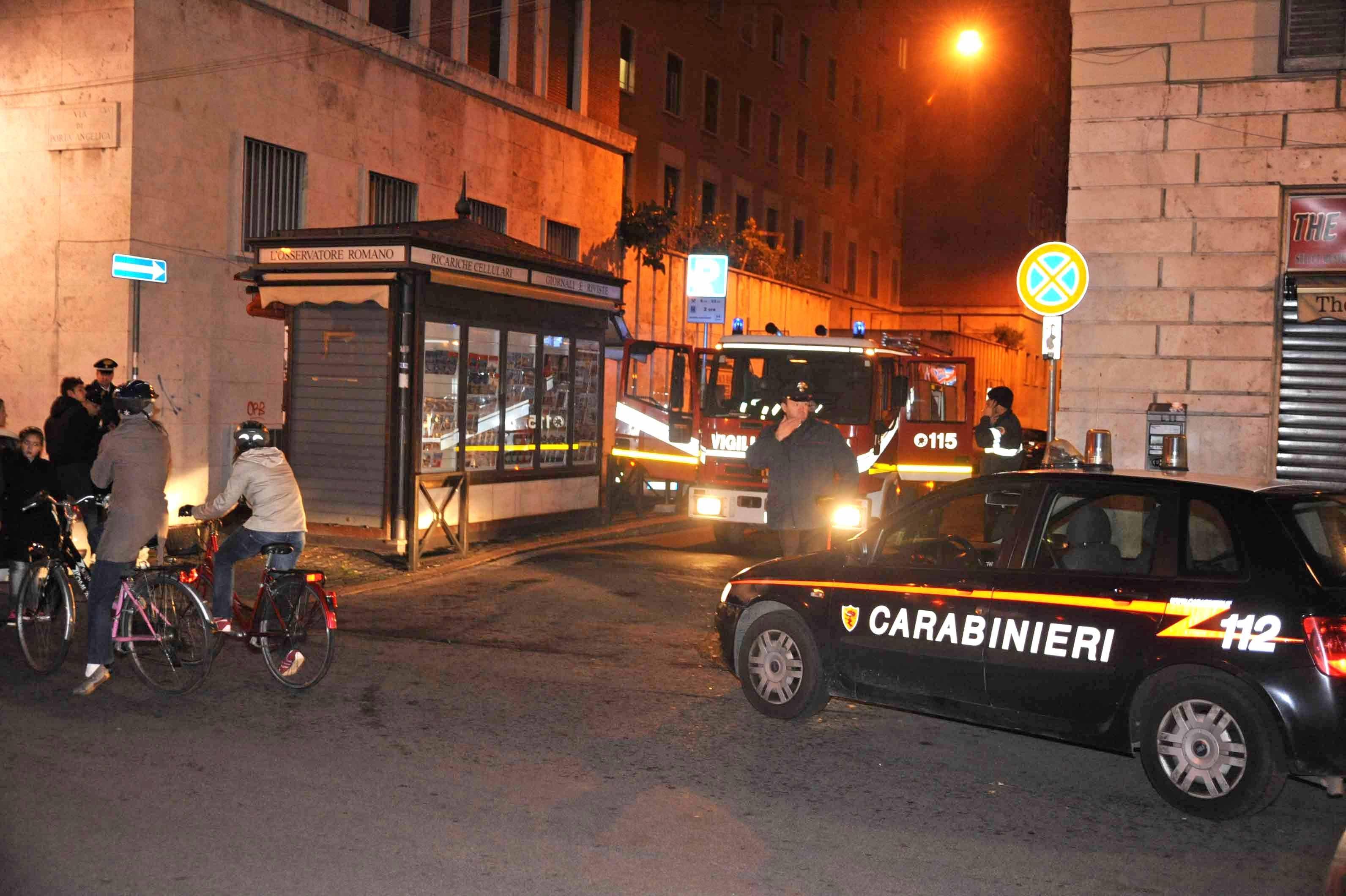 Piromani in vaticano dieci auto bruciate in due ore - Le finestre sul vaticano ...