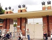 L'ingresso del Paolo Rosi, ex stadio delle Aquile (Jpeg)