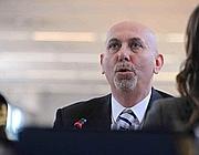 L'avvocato del Comune di Roma (foto Proto)