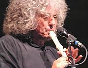 Branduardi al flauto