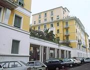 Lo stabile di via Poma  a Roma dove è stata uccisa Simonetta Cesaroni (Proto)