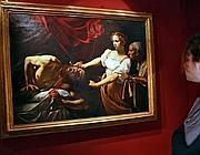 «Giuditta e Oloferne» in mostra dal 20 alle Scuderie (Foto Jpeg)