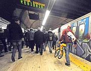 Le fasce per l'accesso delle bici potrebbero diventare tre: fino alle 7, 10-16 e 20-fine servizio (foto Proto)