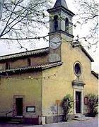 Isola Farnese, la chiesa parrocchiale