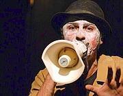 Uno spettacolo teatrale per MArteLive (foto Derrico)