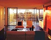 Un'abitazione progettata da Piano a Sidney, modello per il progetto Eur