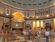 L'interno del Pantheon