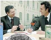 Paolo Gentilini e l'ad Antonio Rapisarda (Proto)