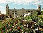 La reggia di Colorno, sede dell'Università del gusto