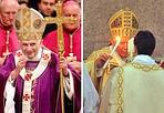 Pasqua 5 anni dopo - Un lustro. Si celebrano i cinque anni dalla scomparsa di Giovanni Paolo II a Roma. Karol Wojtyla morì in Vaticano il 2 aprile 2005. Pochi giorni prima aveva dovuto rinunciare alla Via Crucis: il 25 marzo di quell'anno la veglia della Notte Santa era stata guidata dall'allora cardinale Joseph Ratzinger « a nome del Santo Padre Giovanni Paolo II». «Svegliamoci dal nostro cristianesimo stanco, privo di slancio» disse poi in San Pietro, il cardinale Ratzinger, celebrando la Veglia pasquale al posto di Wojtyla. Poi lanciò un attacco profetico alla «sporcizia della Chiesa» che  fu interpretato come un'accusa ai casi di pedofilia