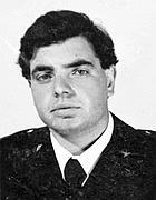 Bruno Fortunato in uan foto d'archivio