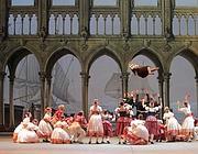 Il «Don Chisciotte»   all'Opera di Roma con la coreografia  di Timur Fayziev (Falsini)