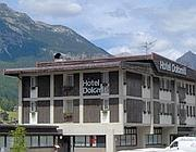 L'Hotel Dolomiti a Cortina (foto da internet)