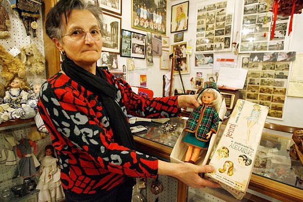 Popolare Casa nuova per le bambole - Foto del giorno - Corriere Roma FJ34