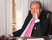 Il deputato Giuseppe Consolo