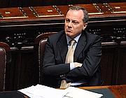 Il ministro Elio Vito (Imagoeconomica)