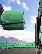 Centinaia di balle di rifiuti non trattati