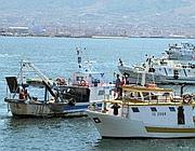 Proteste dei pescatori (Ansa)