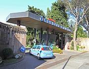 L'ospedale Villa San Pietro dove è ricoverata la trans Natalie (Proto)