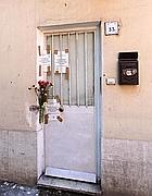 La casa di via Tor di Quinto dove Roberta si è tolta la vita (Proto)