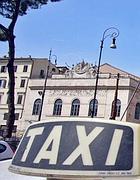 Taxi in largo Argentina (Jpeg)