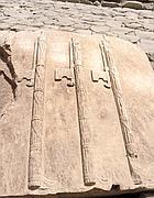 I fasci littori nel secondo mausoleo scoperto (Proto)
