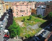 L'area di via Cesena