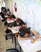 Studenti delle medie alla prova Invalsi