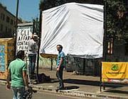 Legambiente imbusta i cartelloni nel giugno 2010