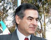 Vincenzo Zaccheo, sindaco dimissionario di Latina (foto Proto)