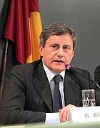 Il sindaco di Roma Gianni Alemanno