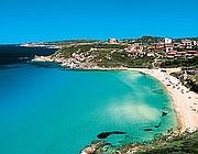 L'isola della Maddalena (Foto Ansa)