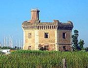 L'Idroscalo di Ostia (Foto Ansa)