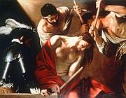 «L'incoronazione di spine» di Caravaggio