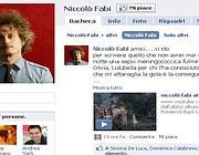 L'annuncio su Facebook