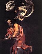 «San Matteo e l'angelo» nella chiesa di San Luigi dei Francesi