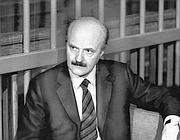 Il banchiere Roberto Calvi