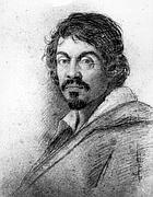 Un autoritratto del Caravaggio