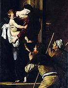 L «Madonna dei Pellegrini» nella Chiesa di Sant'Agostino