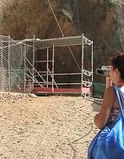 Video ricordo all'uscita del tunnel su Chiaia (Proto)