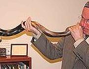 Il tradizionale suono dello «shofar»