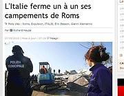 L'articolo apparso sul sito di Le Figaro