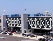 L'area Cargo dell'aeroporto di Fiumicino (Ansa)