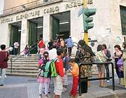 Il primo giorno di scuola alla Pisacane (Eidon)