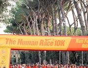 Un'edizione passata della corsa