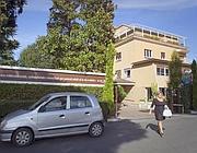 Villa Fulvia, la clinica dove lavora la vittima (Lapresse)