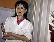 Maricica Hahaianu,32 anni, morta venerdì sera: lascia un bimbo di 3 anni (Lapresse)